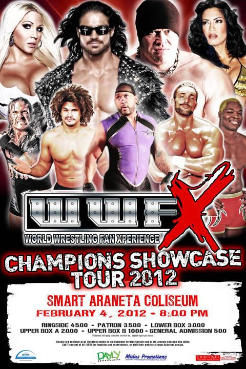 [Résultats] World Wrestling Fan Xperience 1st show Wwfx-champions-showcase-tour-2012