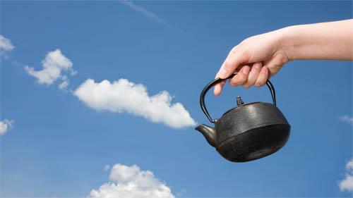 Slike koje izgledaju fotoshopirane- A NISU! A-cloud-of-tea