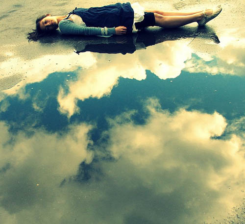Slike koje izgledaju fotoshopirane- A NISU! Falling-up