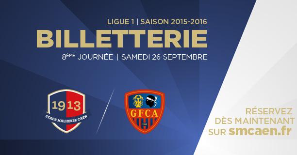 [8e journée de L1] SM Caen 2-0 GFC Ajaccio Billetterie_caen-gafc_0