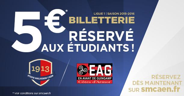 [13e journée de L1] SM Caen 2-1 EA Guingamp Billetterie_caen-guingamp_etudiant_reseaux_sociaux