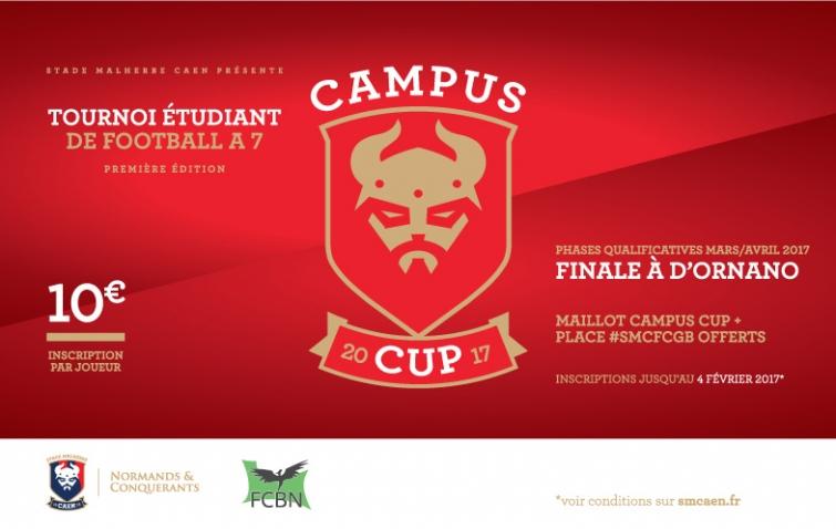 [24e journée de L1] SM Caen 0-4 FC Girondins de Bordeaux Campus_logo_aff_785x497