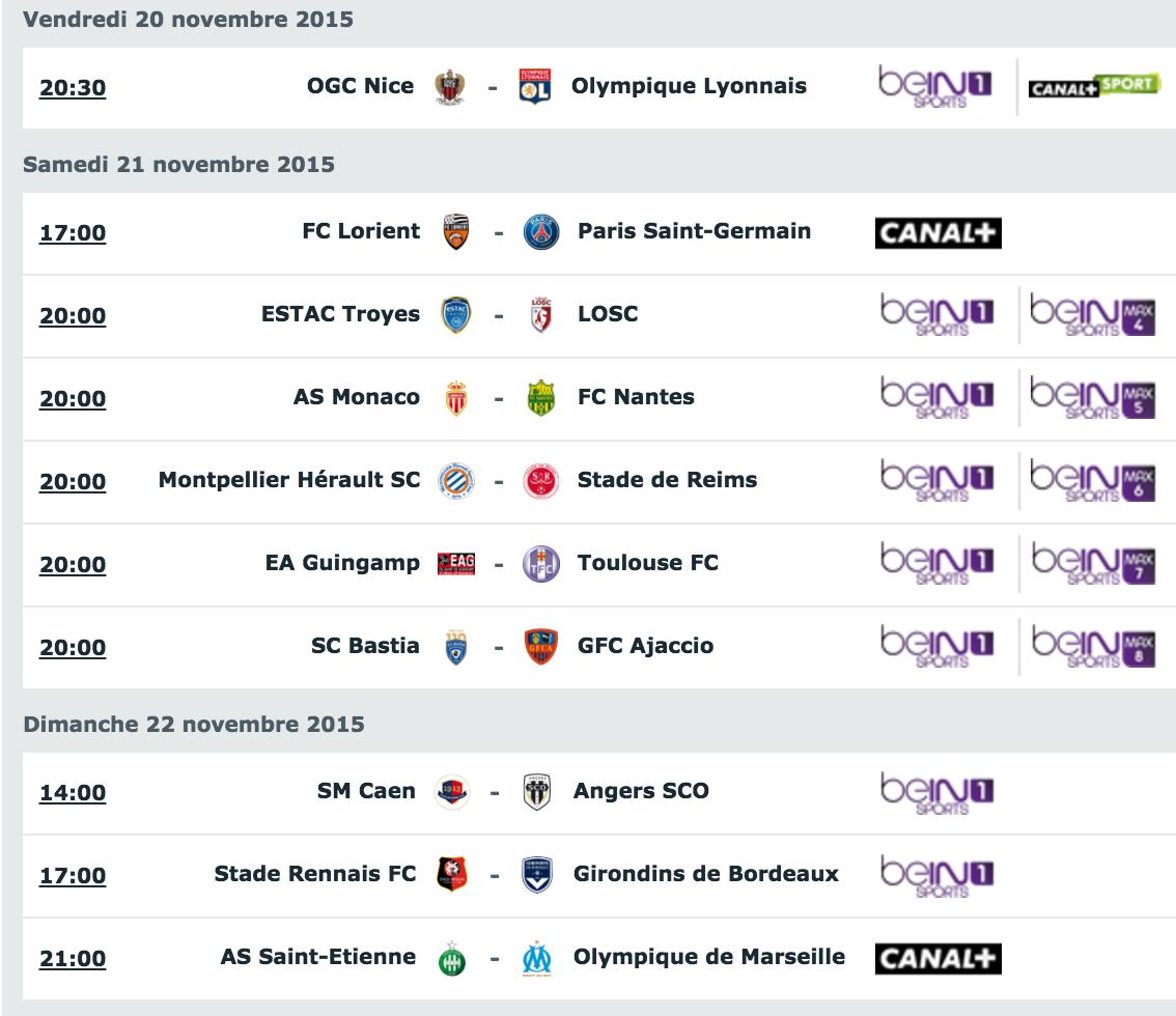 [14e journée de L1] SM Caen 0-0 Angers SCO Capture_decran_2015-11-19_a_11.41.34