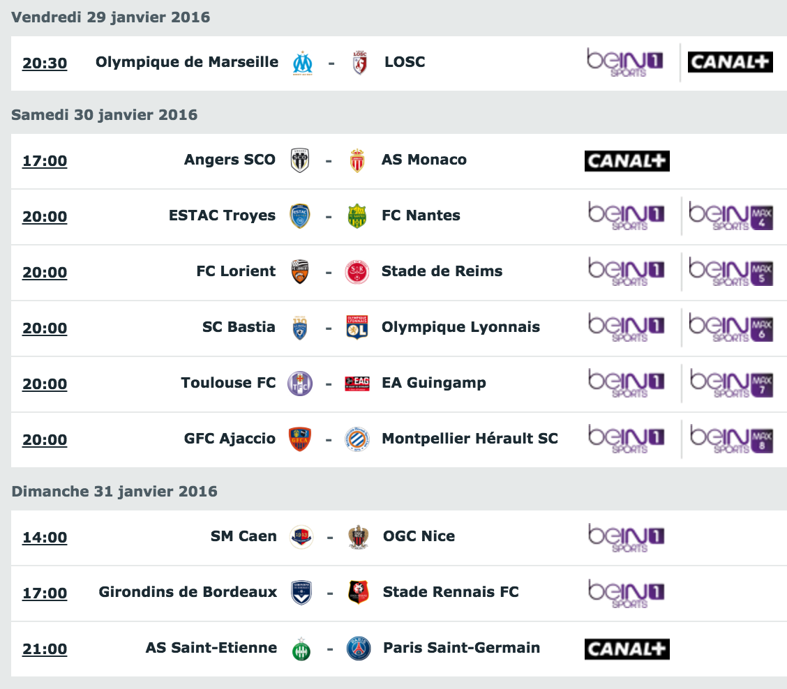 [23e journée de L1] SM Caen 2-0 OGC Nice Capture_decran_2016-01-28_a_16.51.28