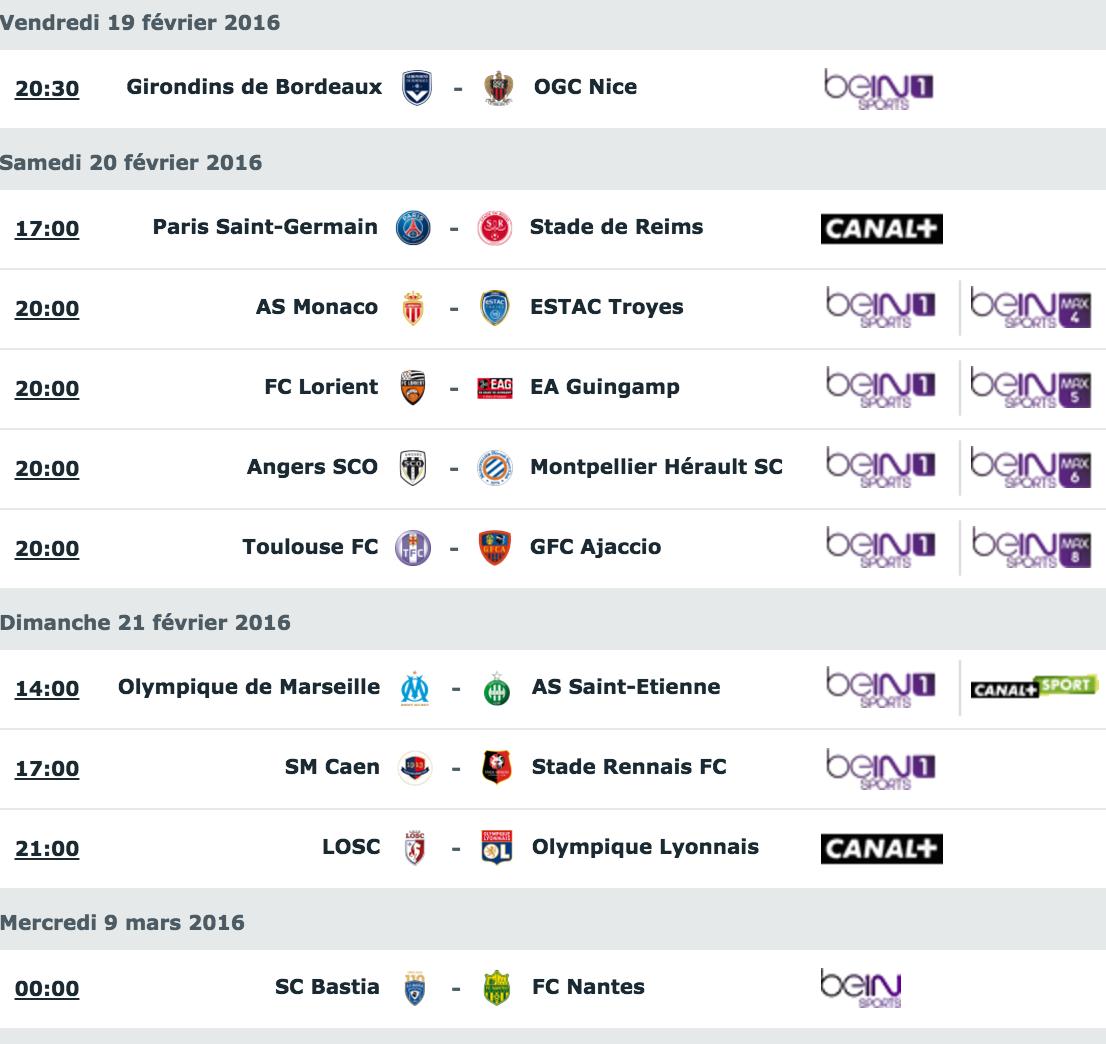 [27e journée de L1] SM Caen 1-0 Stade Rennais Capture_decran_2016-02-18_a_14.57.39