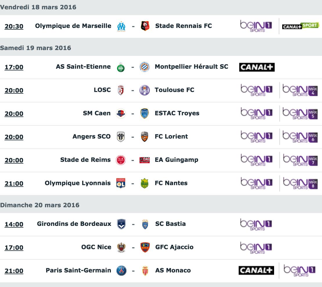 [31e journée de L1] SM Caen 2-1 ES Troyes AC Capture_decran_2016-03-16_a_14.06.33