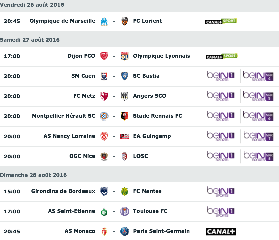 [3e journée de L1] SM Caen 2-0 SC Bastia Capture_decran_2016-08-24_a_15.50.04