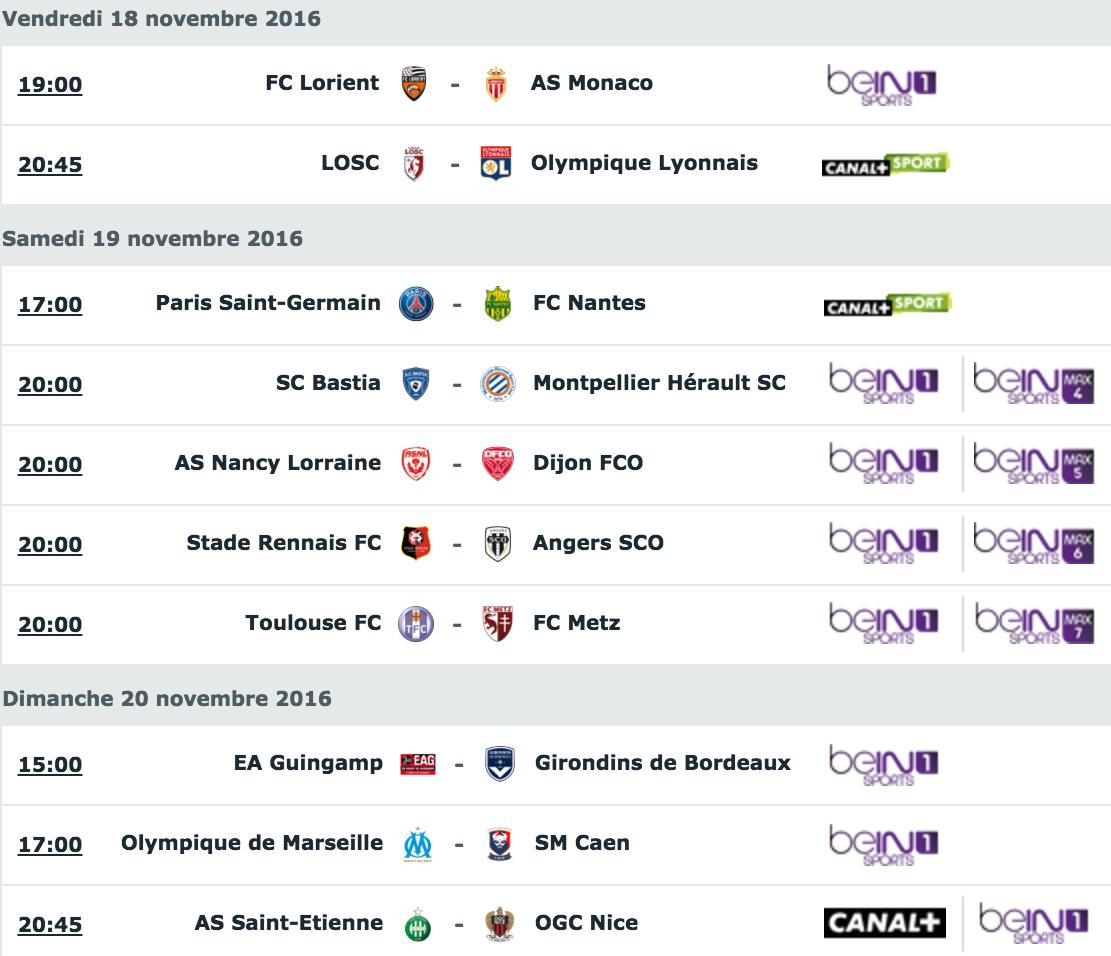 [13e journée de L1] O Marseille 1-0 SM Caen  Capture_decran_2016-11-17_a_11.21.48