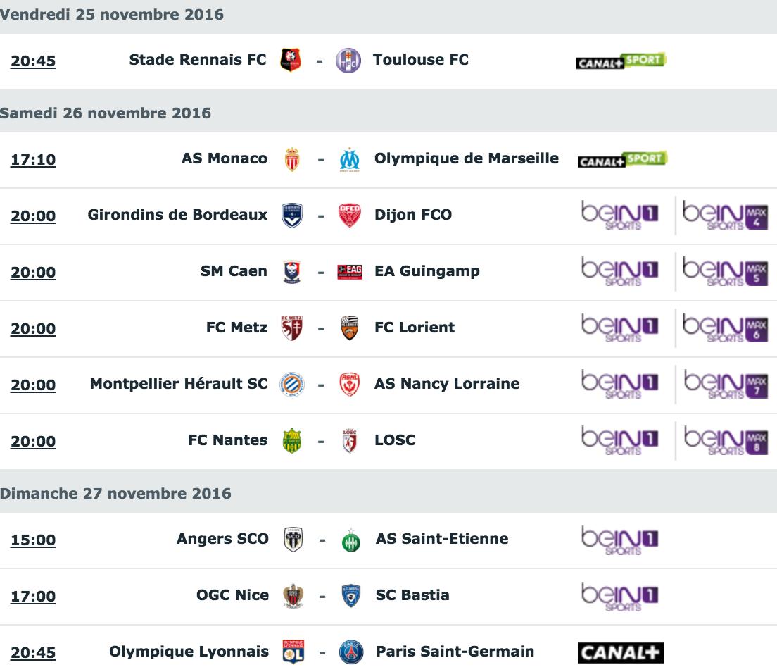 [14e journée de L1] SM Caen 1-1 EA Guingamp Capture_decran_2016-11-22_a_22.35.11