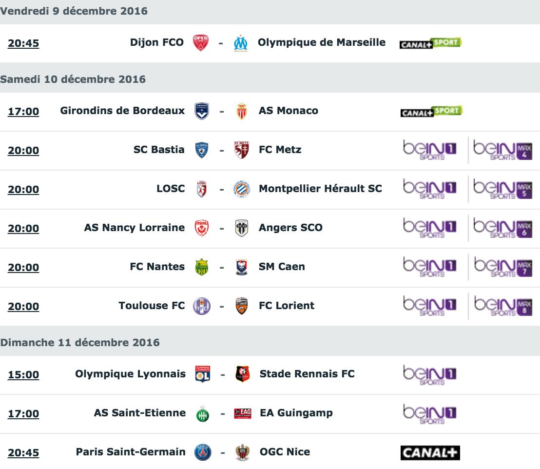 [17e journée de L1] FC Nantes 1-0 SM Caen  Capture_decran_2016-12-06_a_21.05.59