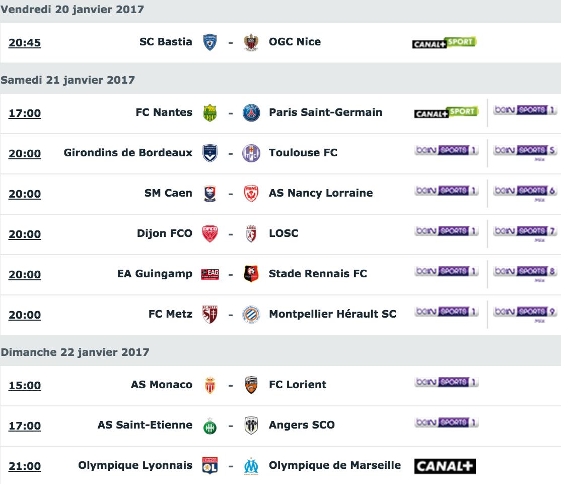 [21e journée de L1] SM Caen 1-0 AS Nancy L Capture_decran_2017-01-19_a_12.31.22
