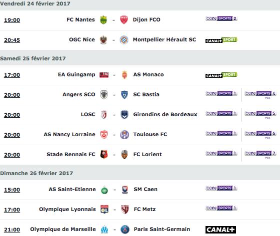 [27e journée de L1] AS Saint Etienne 0-1 SM Caen Capture_decran_2017-02-24_a_10.44.57