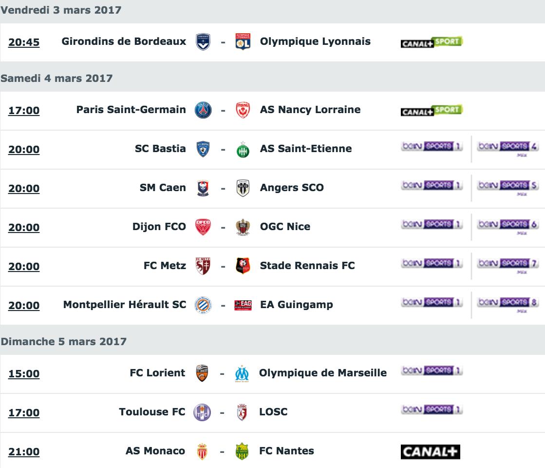 [28e journée de L1] SM Caen 2-3 Angers SCO Capture_decran_2017-03-01_a_12.40.01