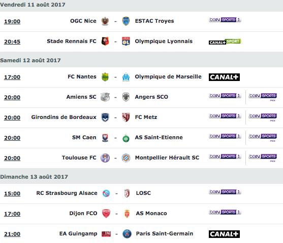 [2e journée de L1] SM Caen 0-1 AS Saint Etienne Capture_decran_2017-08-08_a_11.22.16