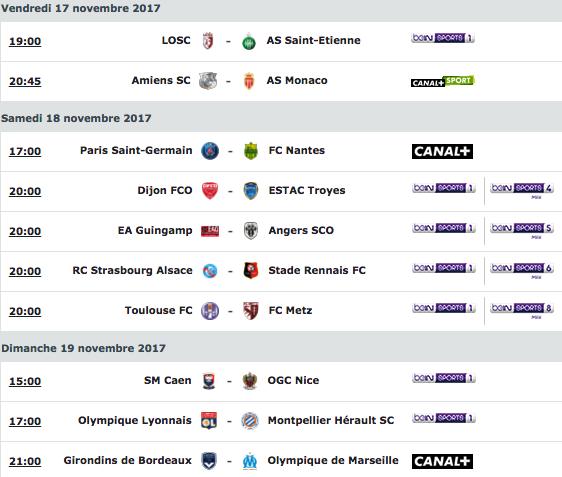 [13e journée de L1] SM Caen 1-1 OGC Nice Capture_decran_2017-11-15_a_16.59.53