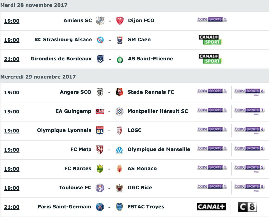 [15e journée de L1] RC Strasbourg 0-0 SM Caen Capture_decran_2017-11-27_a_08.40.20
