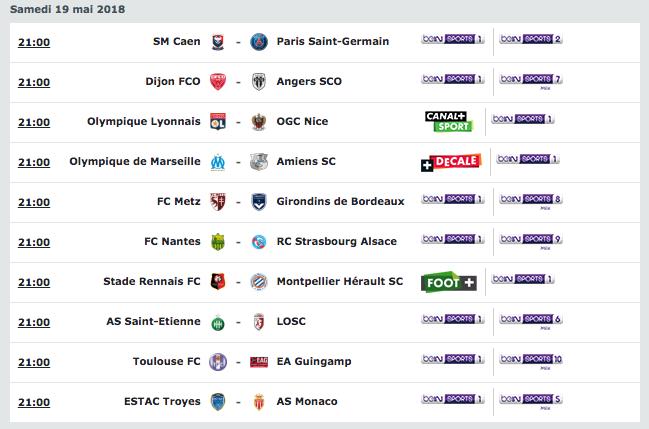 [38e journée de L1] SM Caen 0-0 Paris SG Capture_decran_2018-05-16_a_09.09.06
