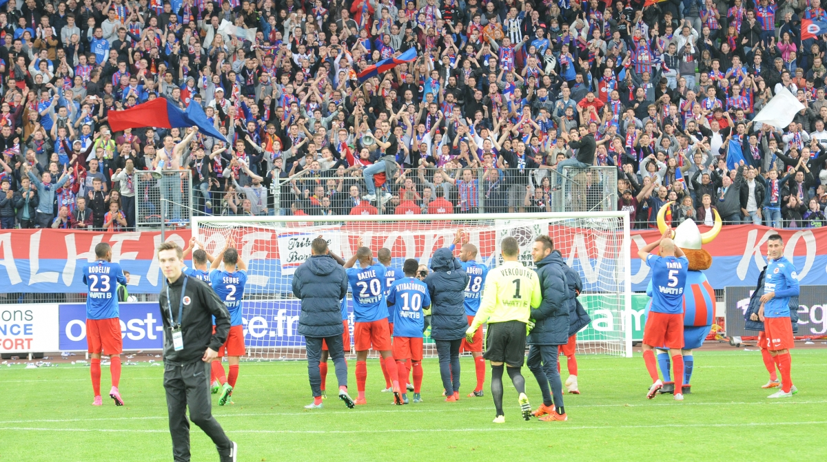 [11e journée de L1] SM Caen 0-2 FC Nantes Communion_public_1
