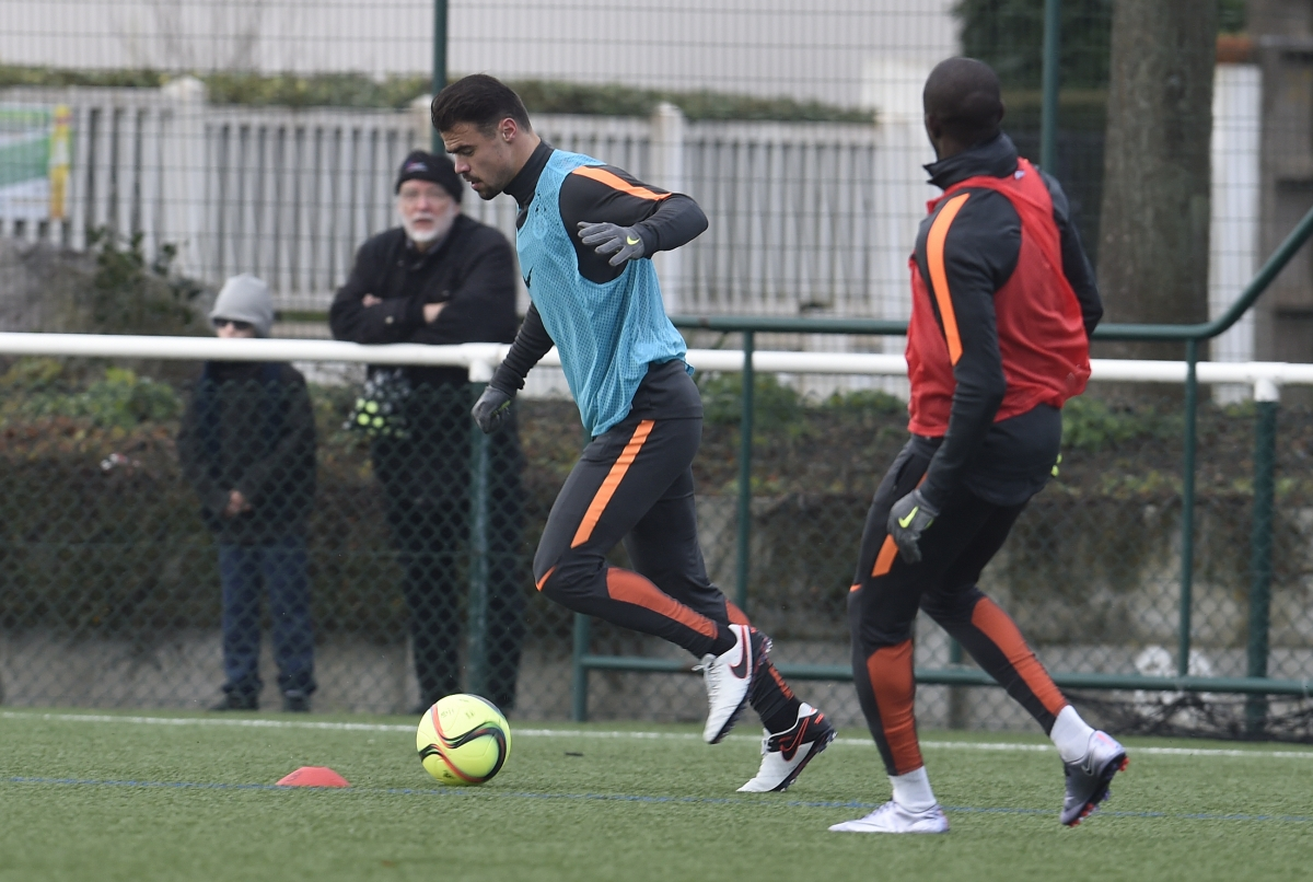 [29e journée de L1] SM Caen 2-2 AS Monaco Da_silva_0