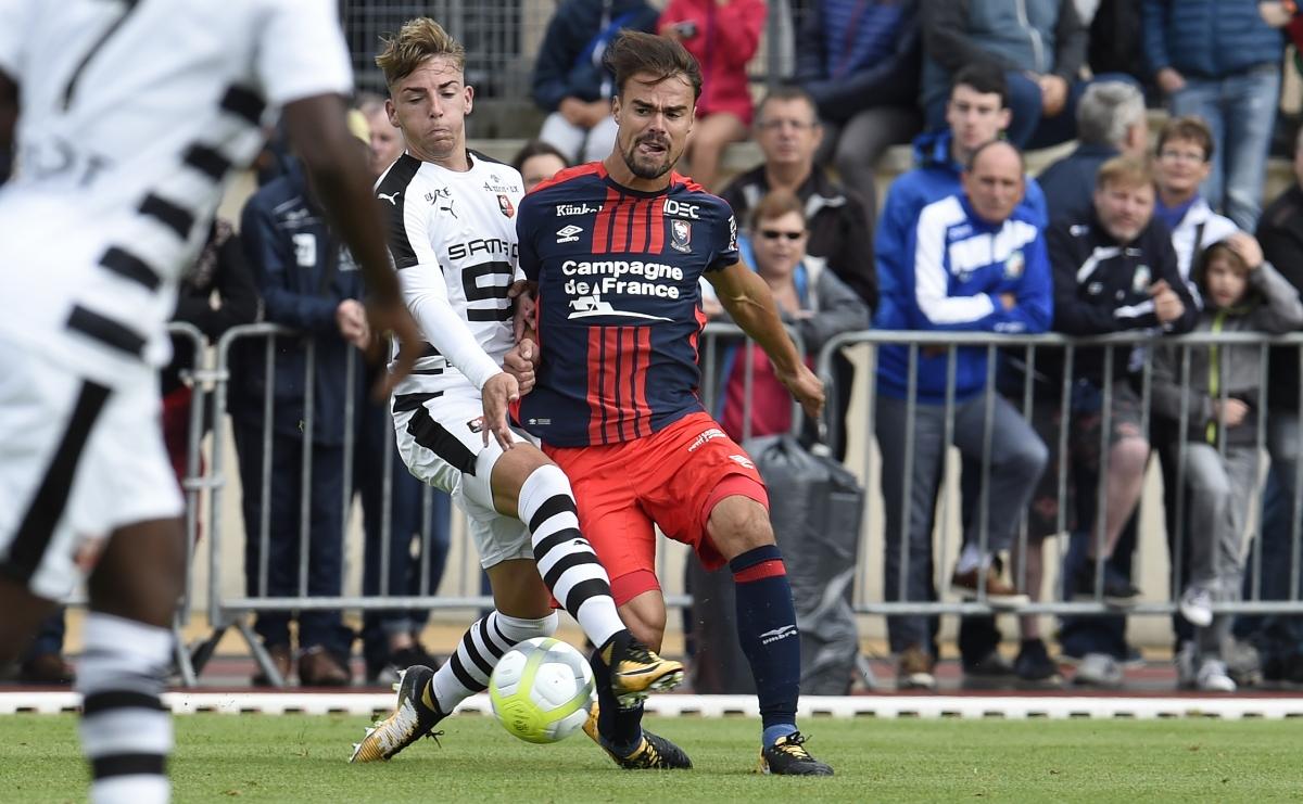 [2e journée de L1] SM Caen 0-1 AS Saint Etienne Da_silva_xy_0