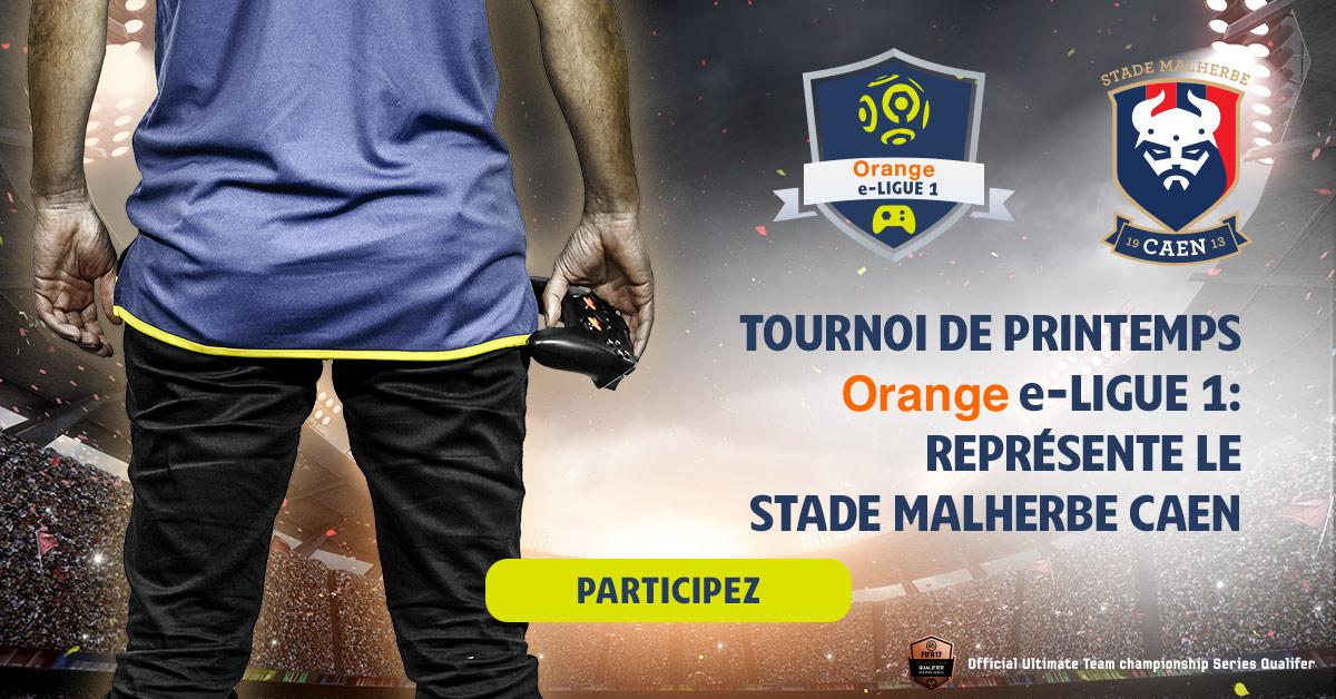 [30e journée de L1] SM Caen 0-3 AS Monaco E-ligue_1