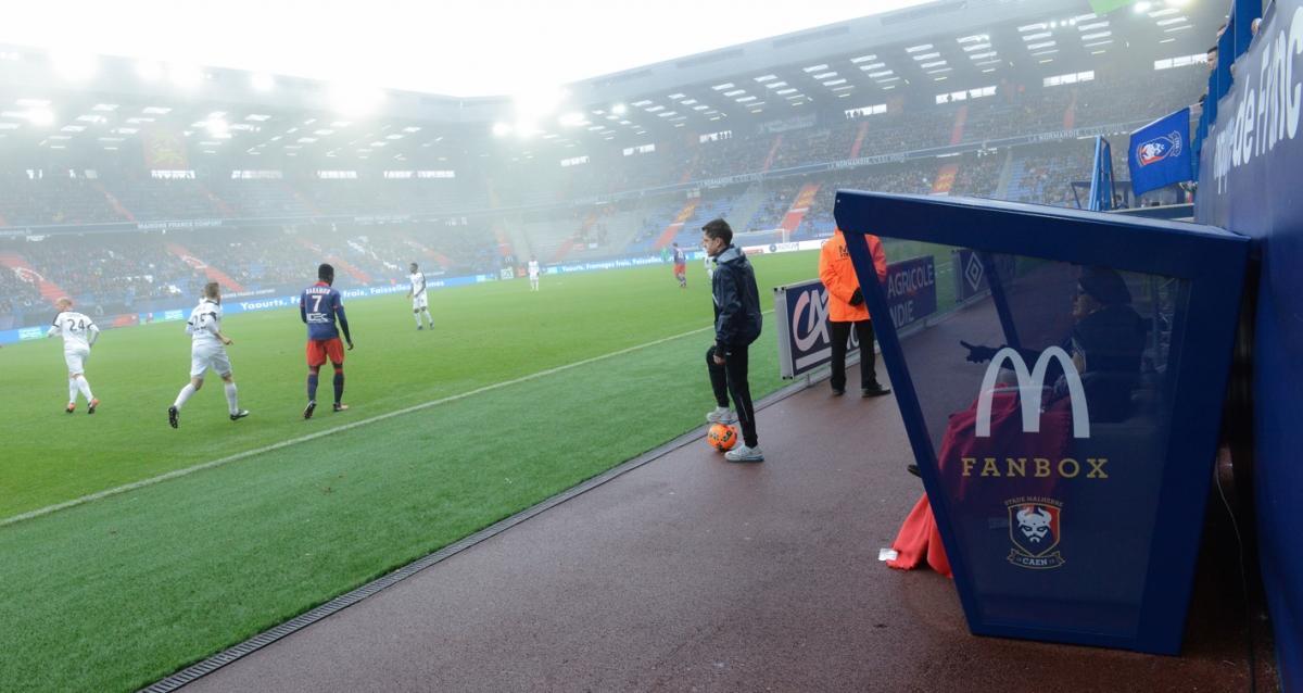 [20e journée de L1] SM Caen 0-1 Lille OSC Fanbox-metz-7300_1