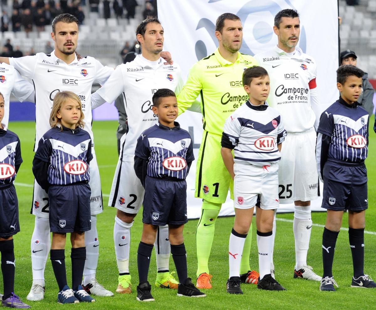 [7e journée de L1] FC Girondins de Bordeaux 0-0 SM Caen Hommage_1_0