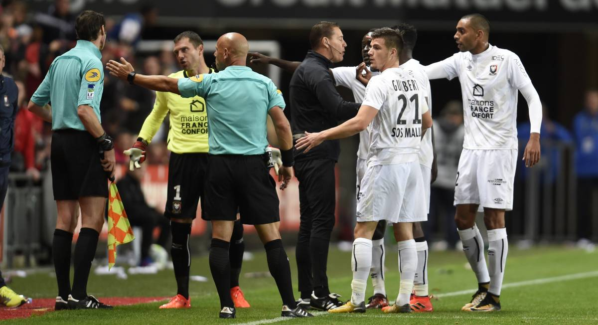 [16e journée de L1] SM Caen 1-2 O Lyon Incomprehension_1