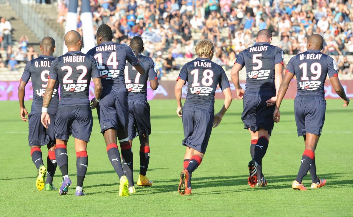 [28e journée de L1] SM Caen 1-2 FCG Bordeaux Joie_bordeaux