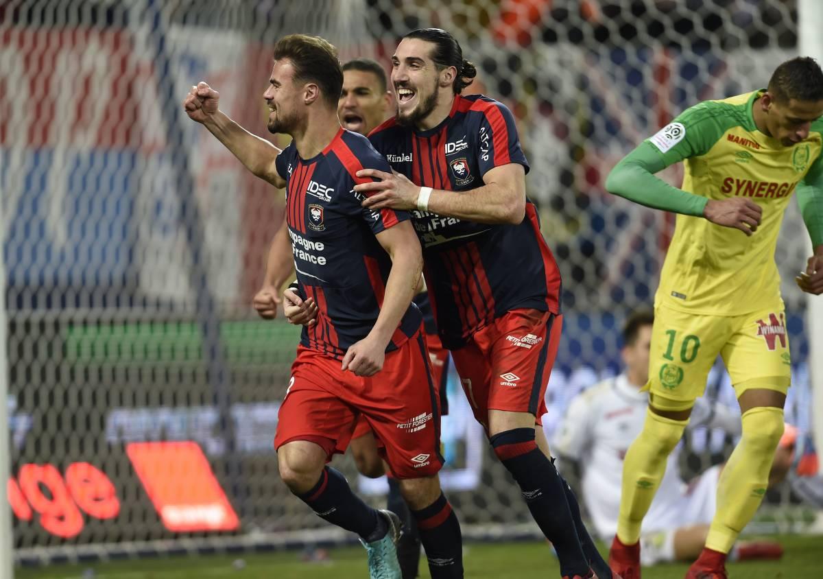 [26e journée de L1] SM Caen 2-2 Stade Rennais Joie_da_silva_crivelli_2