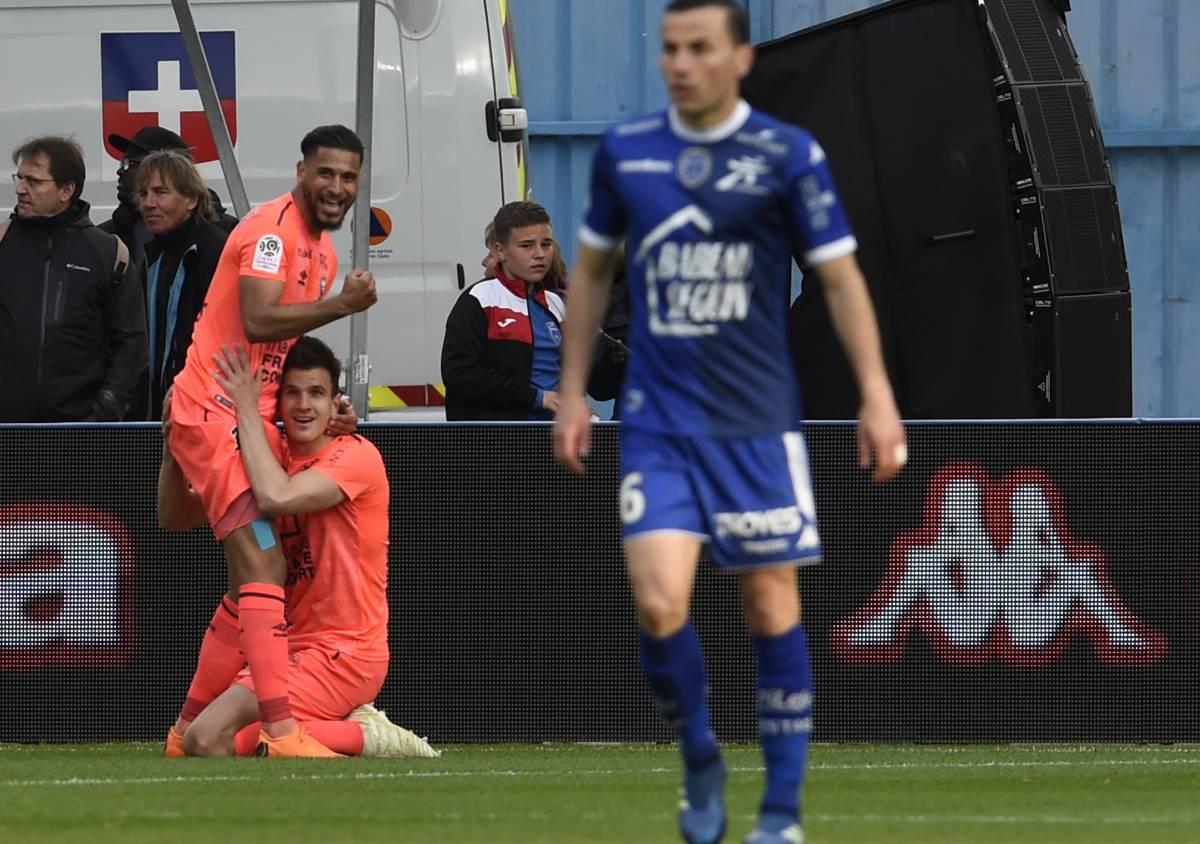 [36e journée de L1] SM Caen 1-2 AS Monaco Joie_santini