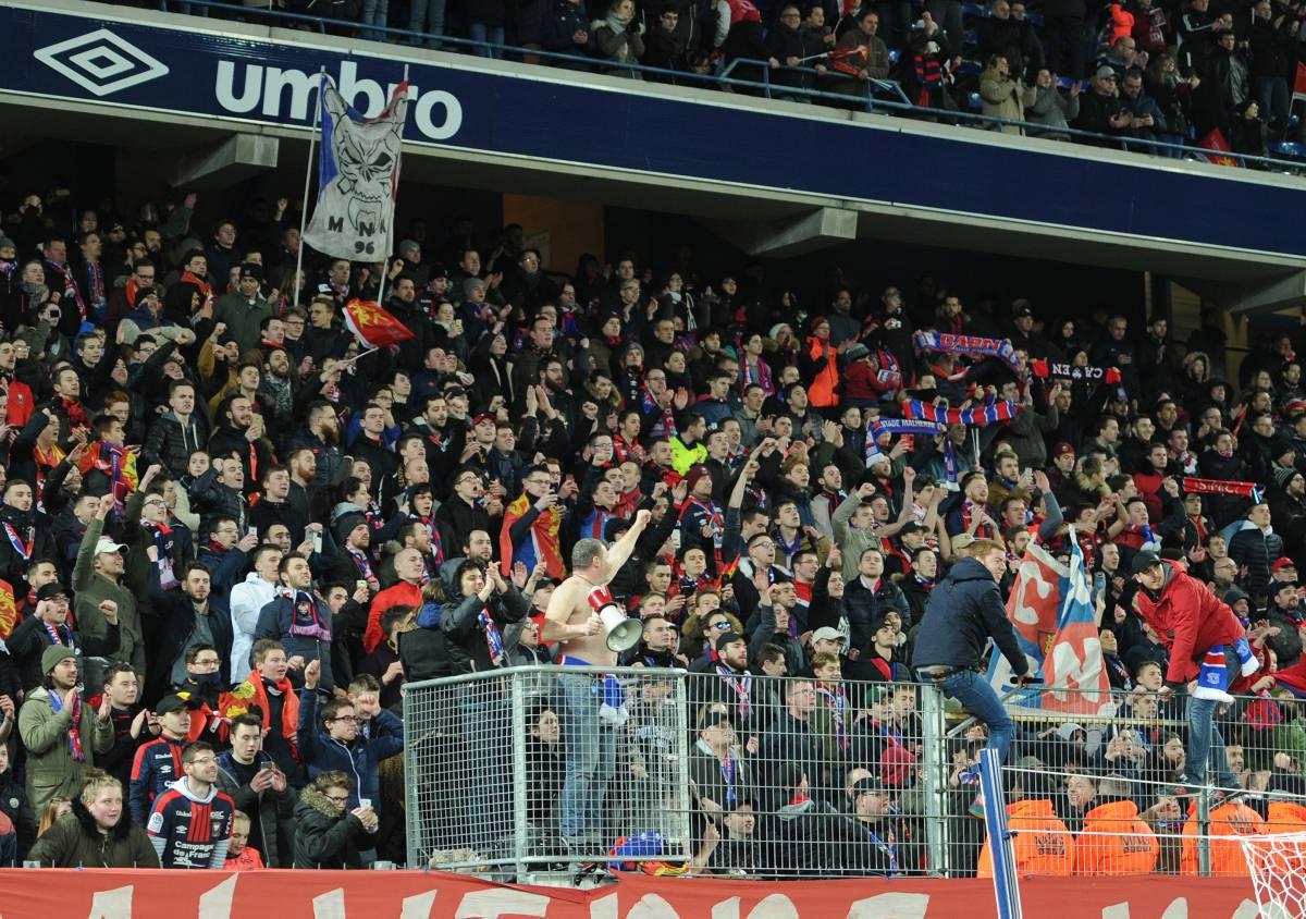 [26e journée de L1] SM Caen 2-2 Stade Rennais Joie_supporters_2