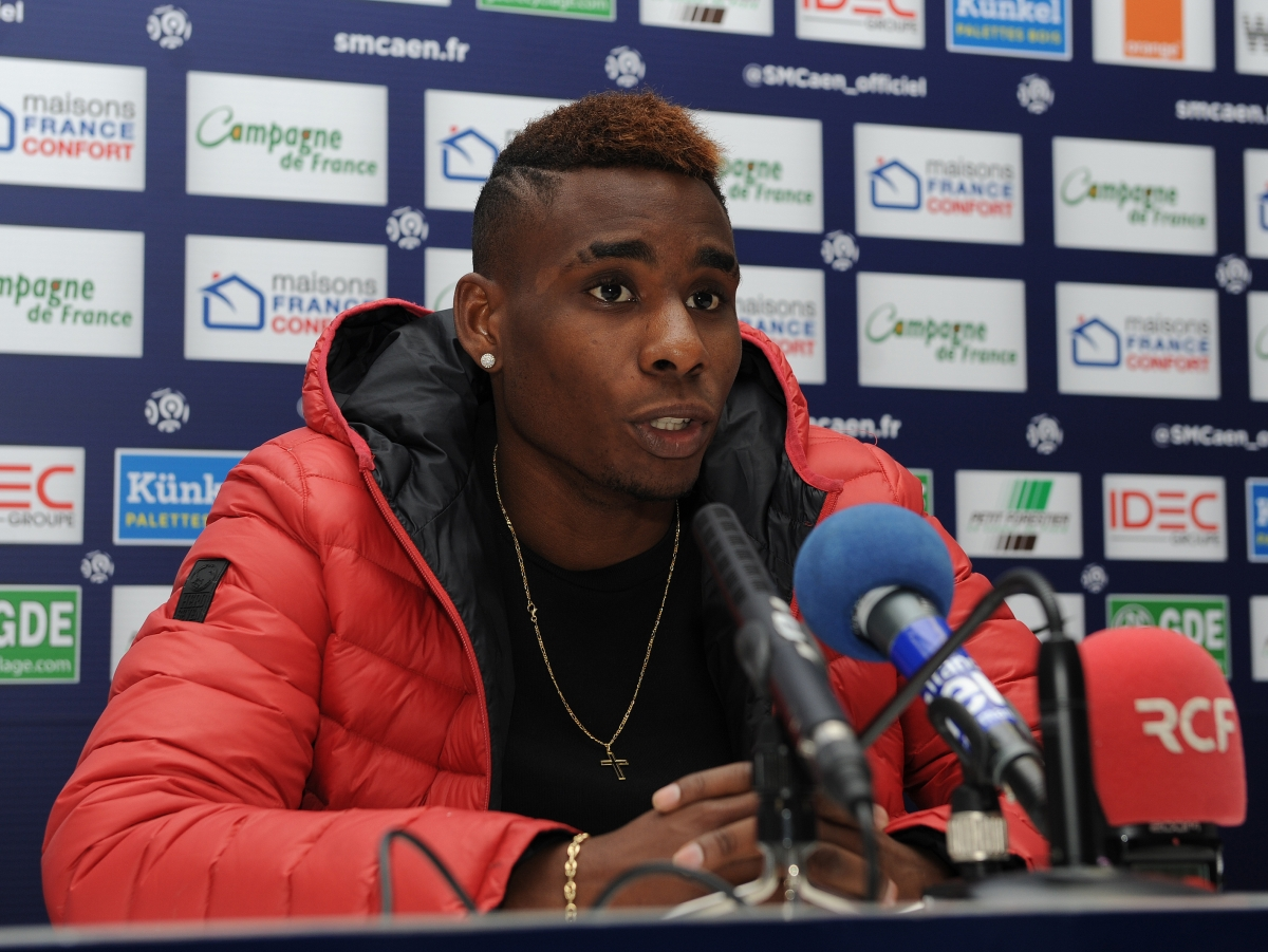 [7e journée de L1] FC Lorient 2-0 SM Caen Leborgne_5