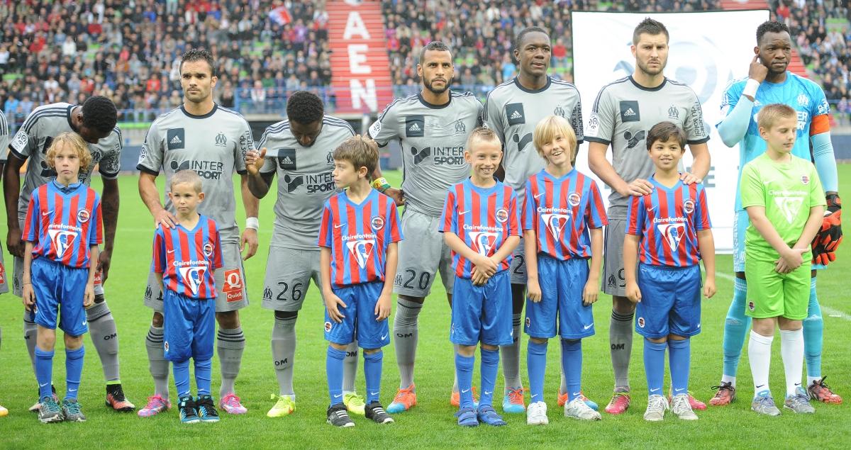 [27e journée de L1] O Marseille 2-3 SM Caen Marseille_0