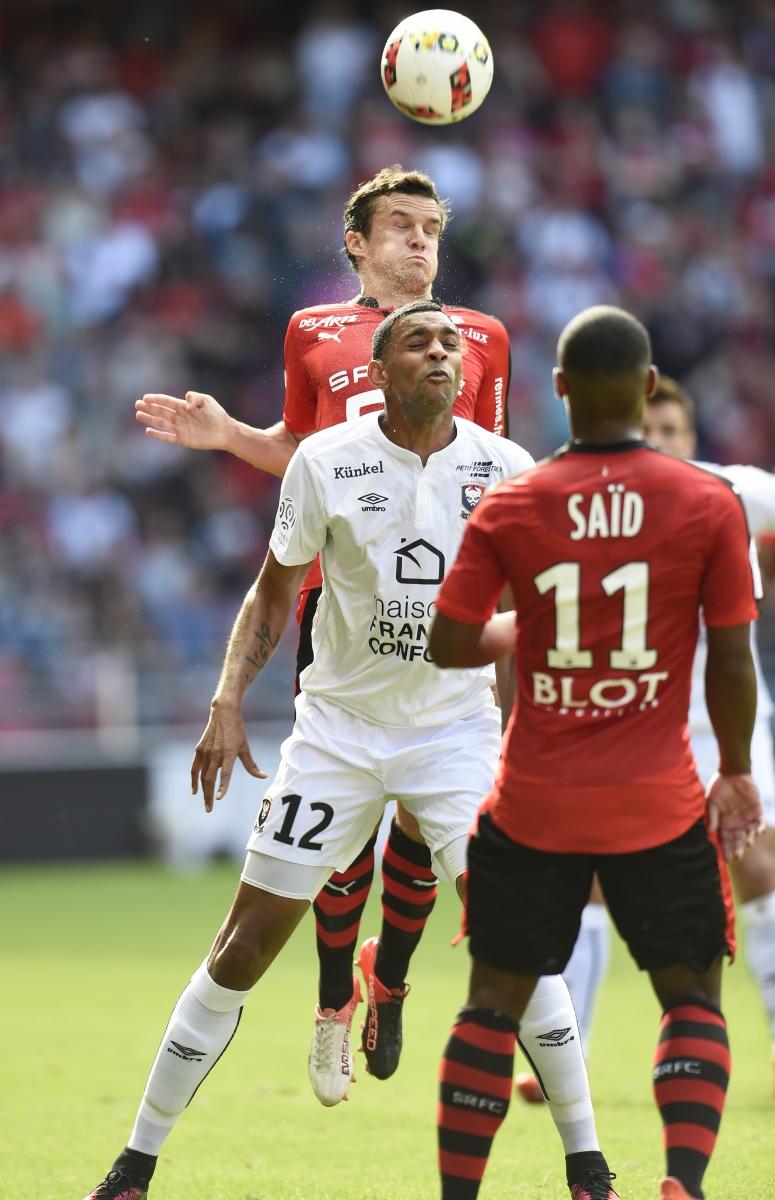 [37e journée de L1] SM Caen 0-1 Stade Rennais Rodelin_danze_gf