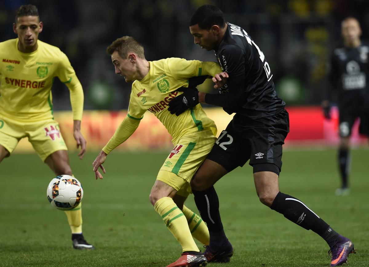 [34e journée de L1] SM Caen 0-2 FC Nantes Rodelin_rongier_1
