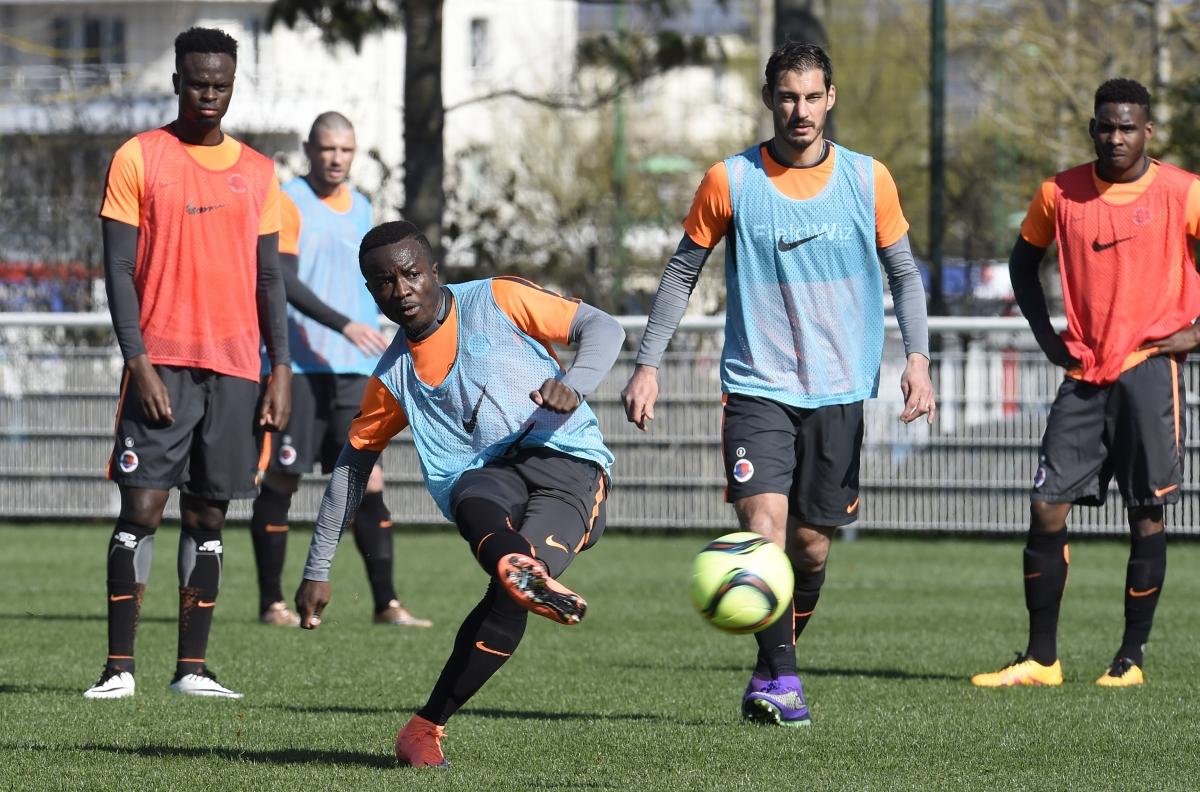 [34e journée de L1] Paris SG 6-0 SM Caen Saidi_1