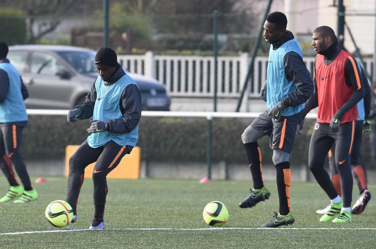 [33e journée de L1] SM Caen 1-2 FC Lorient Saidi_nkololo