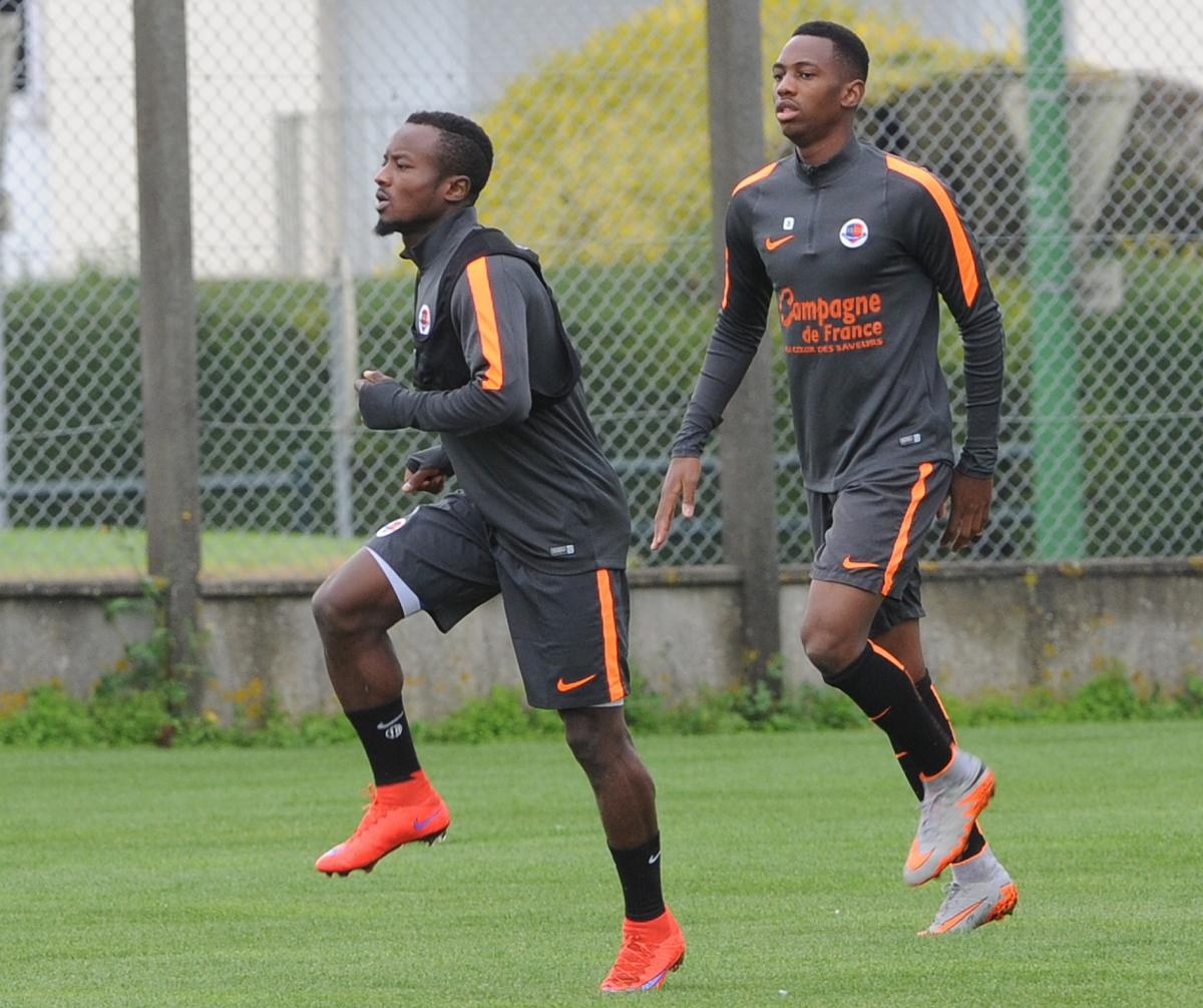 [9e journée de L1] SM Caen 1-0 AS Saint Etienne Saisi_ntiba