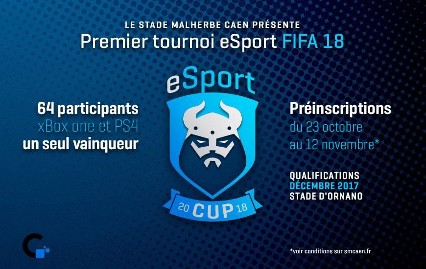 [20e journée de L1] SM Caen 0-1 Lille OSC Smc_17-18_esport-cup_870x550_0