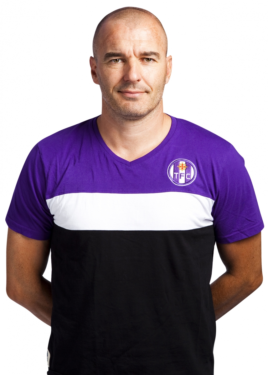 [2e journée de L1] SM Caen 1-0 Toulouse FC Stephane_lievre_tfc