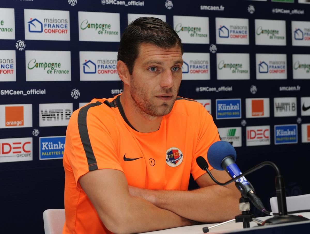 [8e journée de L1] SM Caen 2-0 GFC Ajaccio Vercoutre_3_0