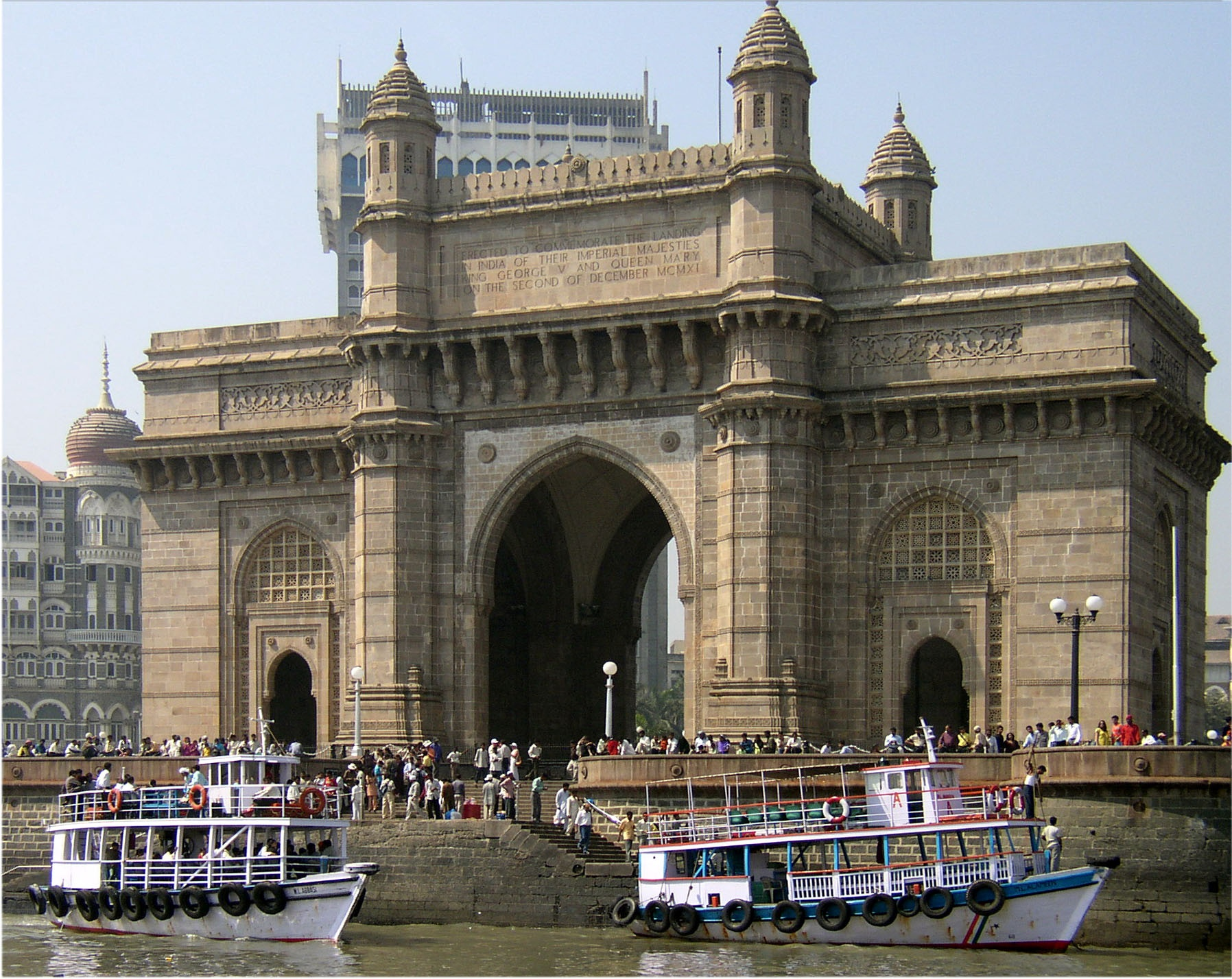 Indija Gateway_of_India
