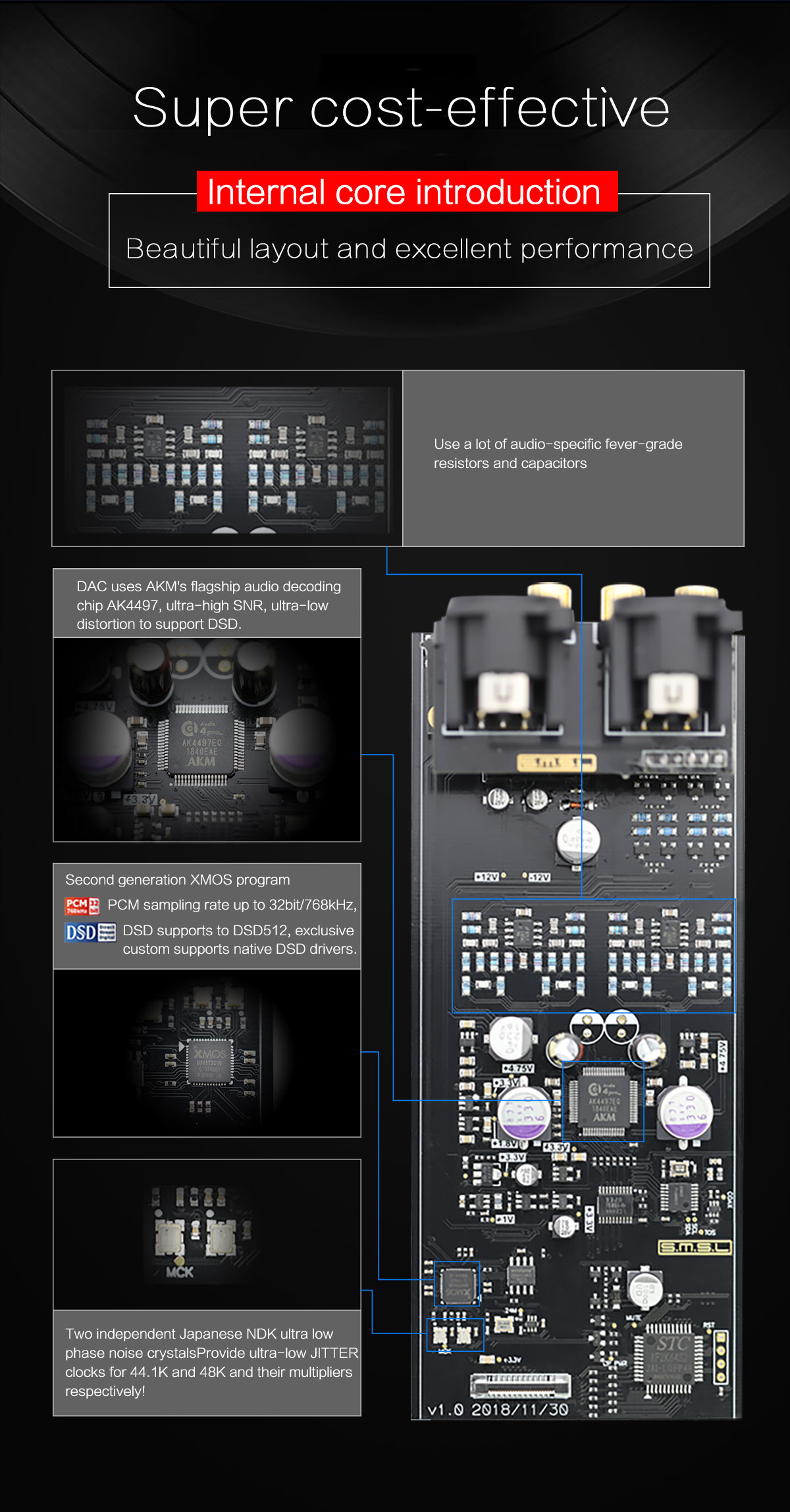 Nuovo SMSL M300 (AK4497 bilanciato) 20190311155131063106