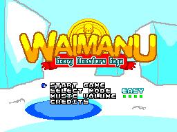 Waimanu: Scary Monsters Saga Menu_632