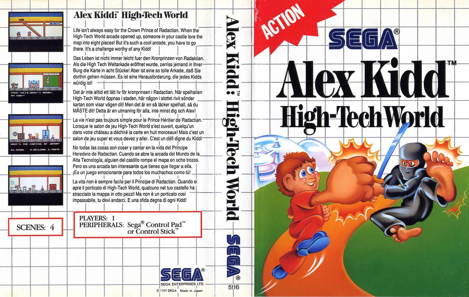 [Série] Alex Kidd - Master System & Mega Drive AlexKiddHighTechWorld-SMS-EU