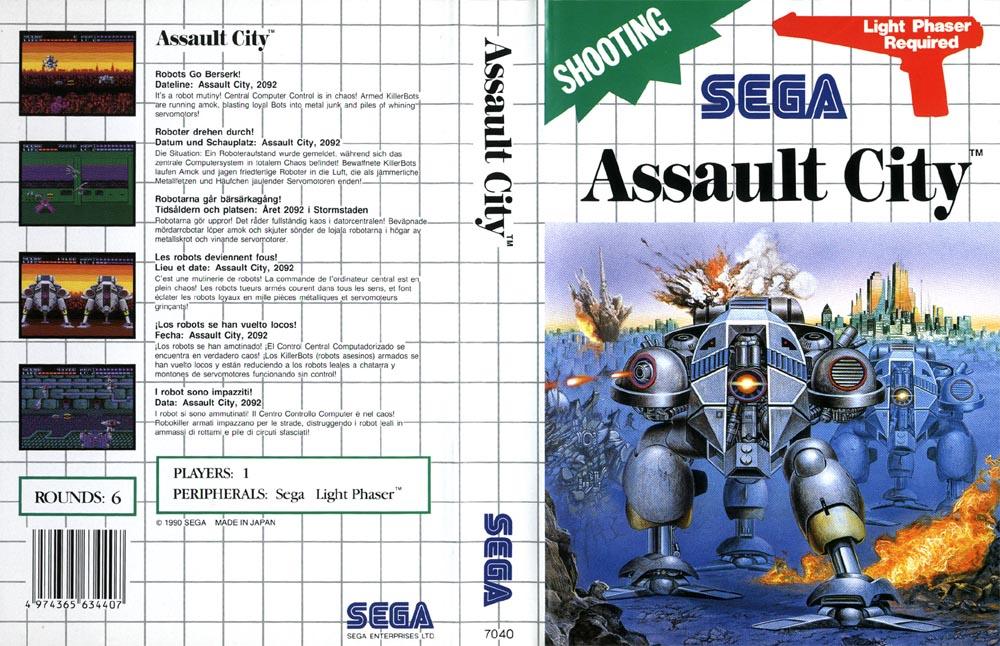 [Master System] Les Jeux Light Phaser AssaultCity-SMS-EU-LightPhaser-NoR