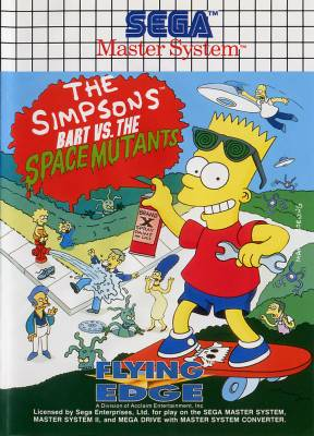 Test : Bart VS the Space Mutants BartVsTheSpaceMutants-SMS-EU-medium