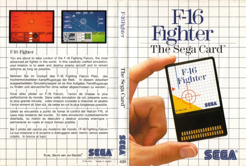 [Master System] Les Sega Card Pal F16FightingFalcon-SMS-EU-Card-NoLimits-R