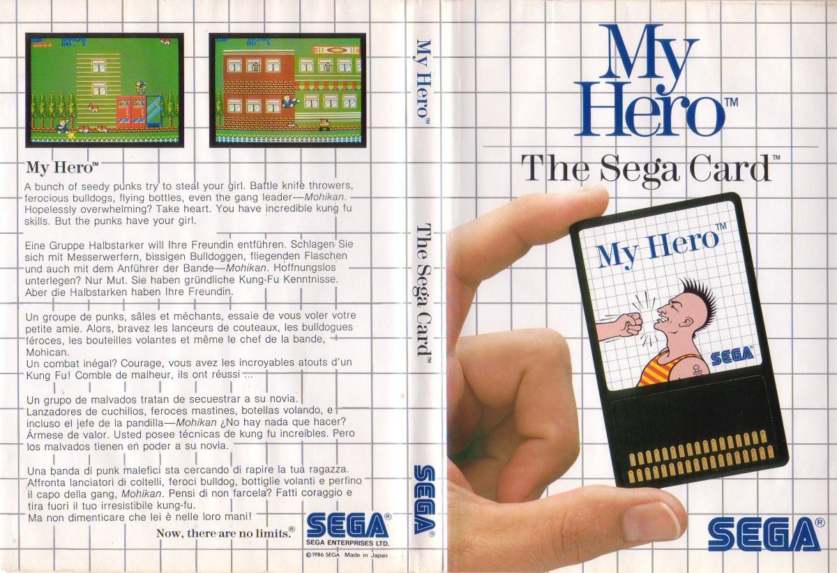 [Master System] Les Sega Card Pal MyHero-SMS-EU-Card-NoLimits-R